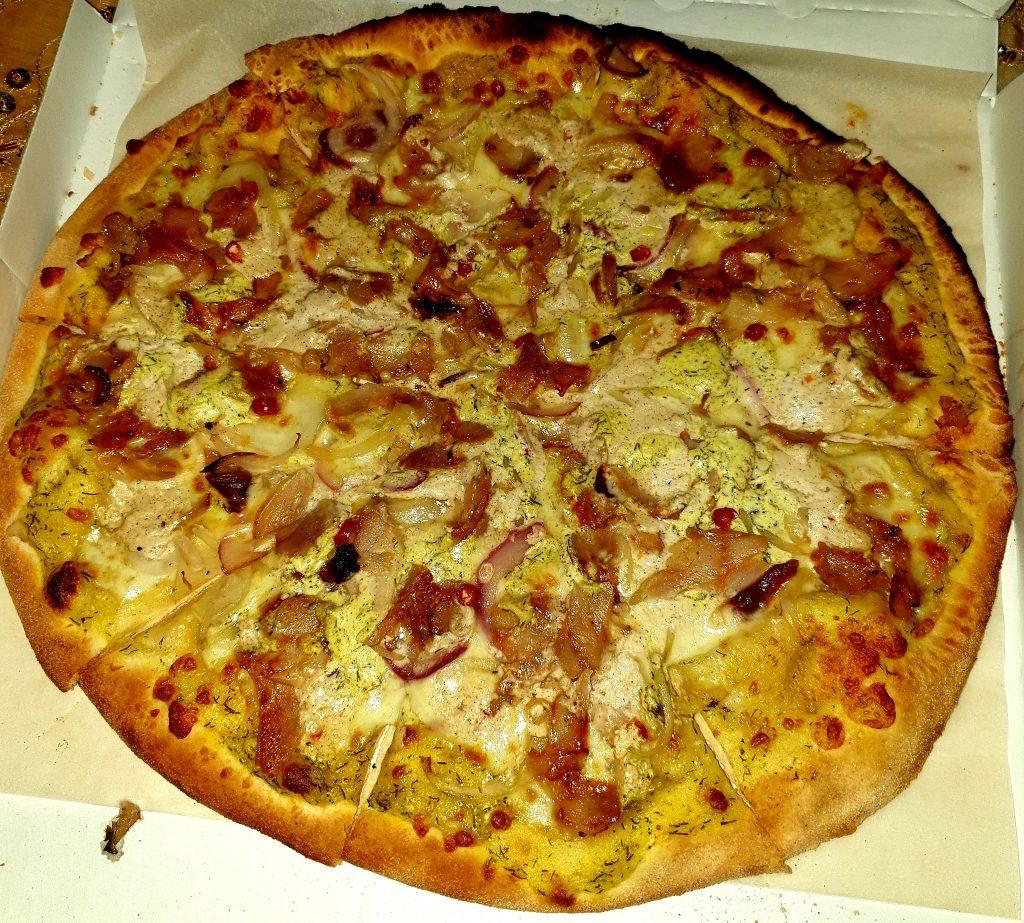 pizza DON RORLEONE